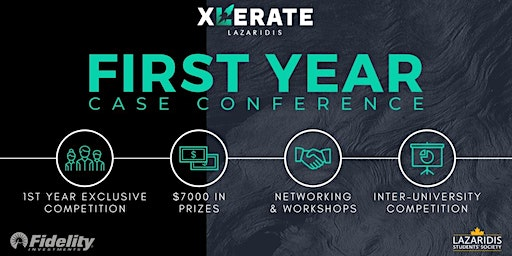 Xlerate 17th Annual First Year Case Conference