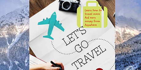 IF YOU LOVE TO TRAVEL!   JOIN US...THE TRAVELVENTURERS! tickets