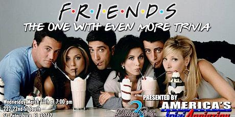 Friends Themed Trivia tickets