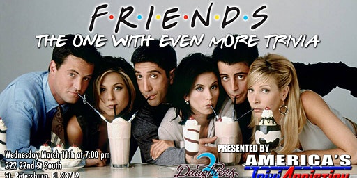 Friends Themed Trivia
