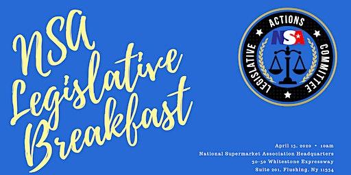 NSA Legislative Breakfast