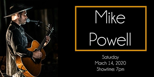 Mike Powell at The 443 - SOLD OUT