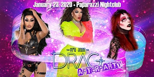 It's Just Drag: AFTERPARTY w/ Kendall Gender, Boi Idol & Priyanka