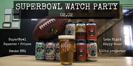 Super Bowl Watch Party 2020 tickets