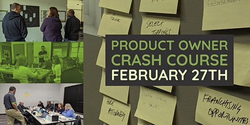 Product Owner Crash Course - Dayton
