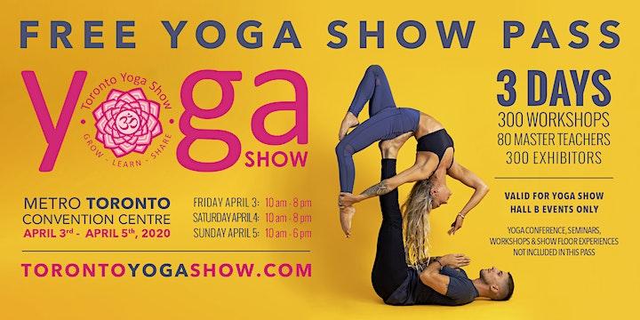 The Toronto Yoga Show image