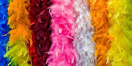 Splits Clinic & Tease Expertise - Oklahoma School of Burlesque tickets