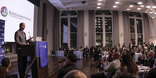 Black Alumni Council Heritage Award and Scholarship Fund Reception 2020