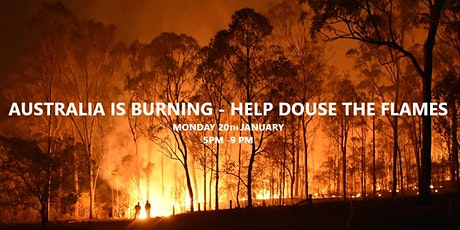 Australia Is Burning - Help Douse the Fires     tickets
