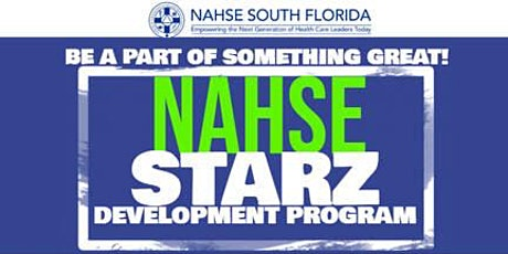 NAHSE Starz 3rd Workshop tickets