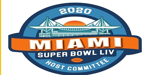 """Super Bowl Party """"Miami"""" Free wing buffet!"""
