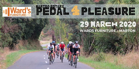 Marton Rotary Pedal 4 Pleasure tickets