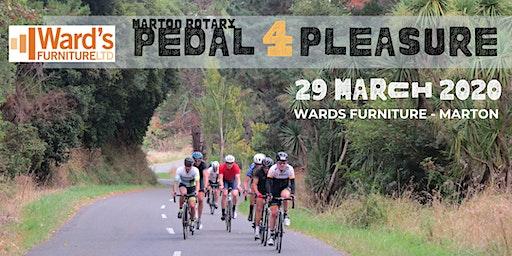 Marton Rotary Pedal 4 Pleasure
