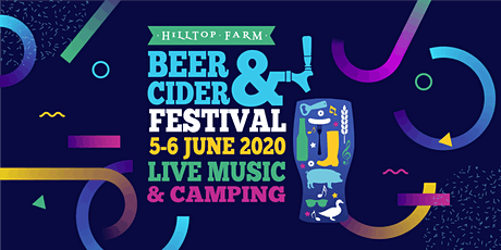 Hilltop Farm Beer & Cider Festival 2020 - Cancelled  tickets