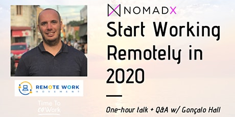 Start Working Remotely in 2020 tickets