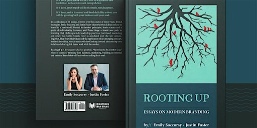 """Rooting Up"" Book Signing by Root + River Co-Founders"