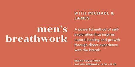 Men's Breathwork tickets