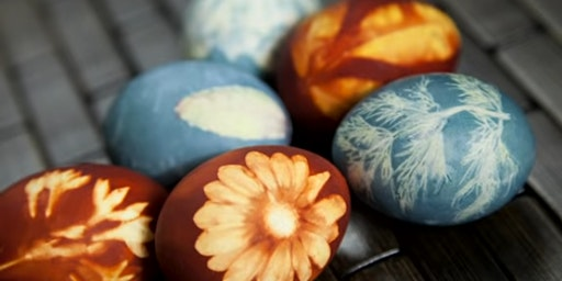 Adult Easter Egg dying using Solvanian methods!