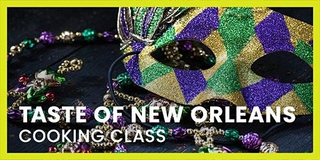 Taste of New Orleans Cooking Class tickets