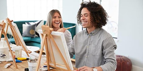 Paint Your Heart Out: A Valentine's Brushes and Bubbles tickets