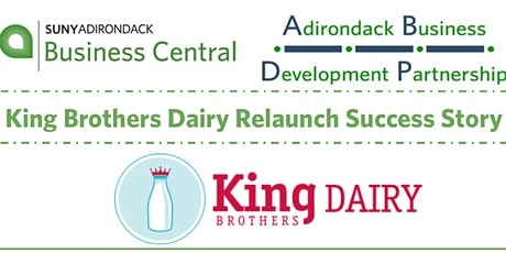 Customer Focused Market Disruption: King Brother's Dairy Relaunch Success tickets