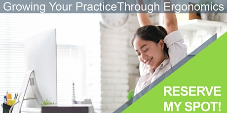 Wellness and Ergonomics for Chiropractors tickets
