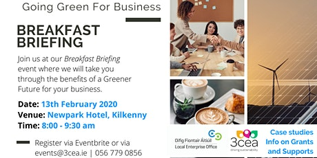 Going Green For Business - Kilkenny tickets