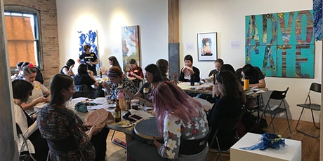 Embroidery Craftivism Workshop tickets