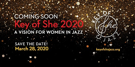 Key of She Jazz Conference 2020 tickets