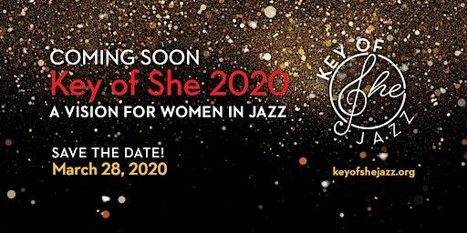 Key of She Jazz Conference 2020