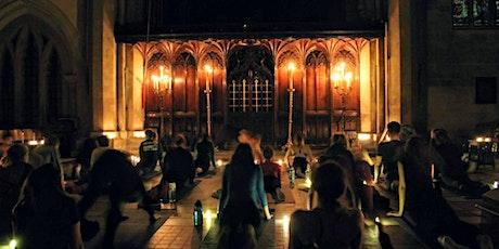Candlelite Yoga with Cambridge Hub tickets