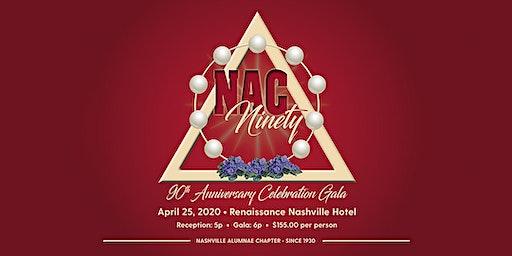NAC90 Gala