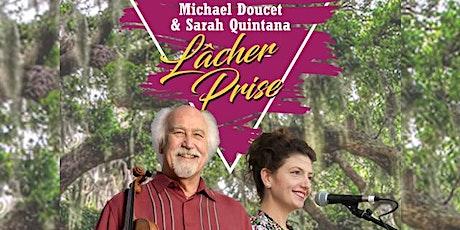 Michael Doucet and Sarah Quintana tickets