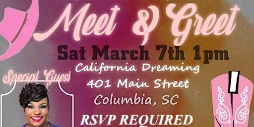 Exhale Columbia Meet & Greet
