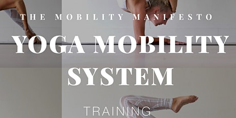 Yoga Mobility System Training tickets