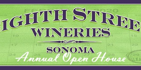 Eighth Street Wineries Annual Open House tickets