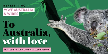 To Australia, With Love tickets