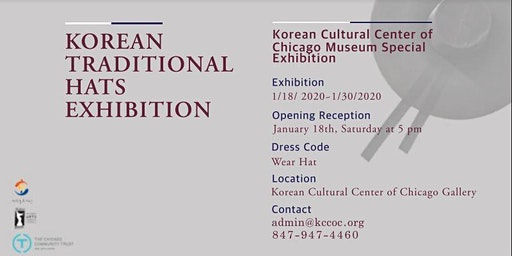 Korean Traditional Hats - Special Exhibition