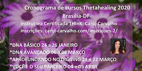 VOCÊ E SEU PARCEIRO(A) – Thetahealing® ingressos