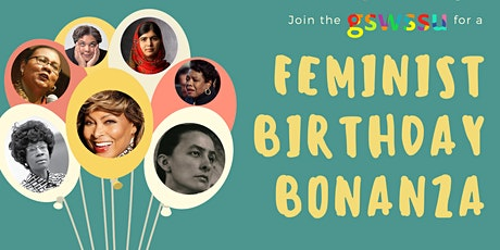 Feminist Birthday Bonanza  tickets