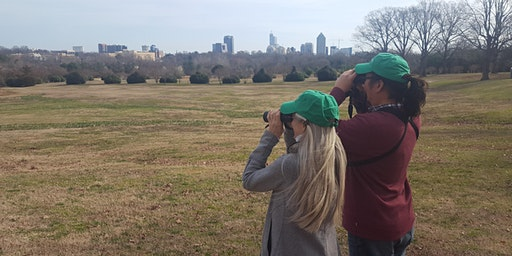 Explore Dorothea Dix Park: Bird Walk
