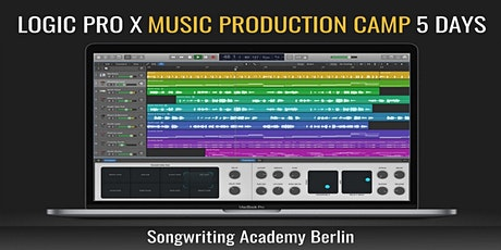 Logic Pro X | 5 Day | Music Production Camp  For Singer-Songwriters & Producers Tickets