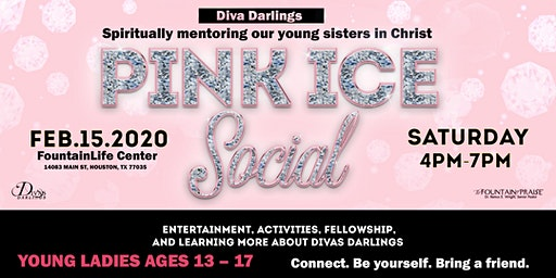 DIVA Darlings Pink Ice Social
