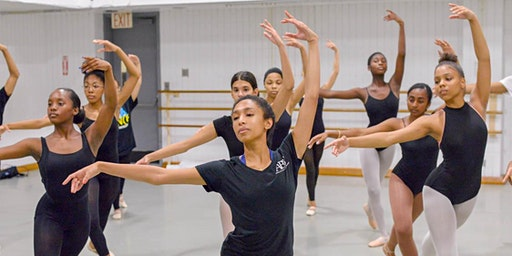 HSA Summer Dance Intensive 2020: Auditions & Info Session