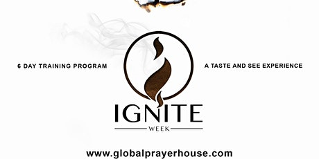 Ignite Week: Worship tickets