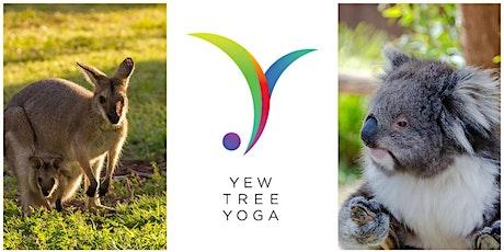 Karma Yoga for Australian Wildlife tickets
