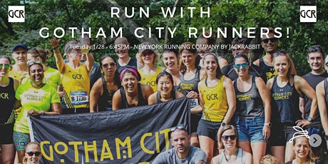 Run with the Gotham City Runners! tickets