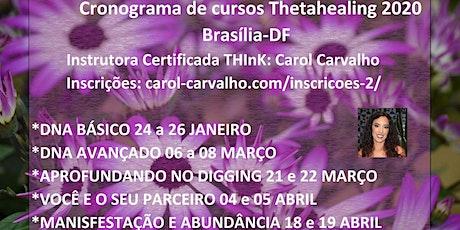 MANIFESTAÇÃO E ABUNDÂNCIA ThetaHealing® ingressos