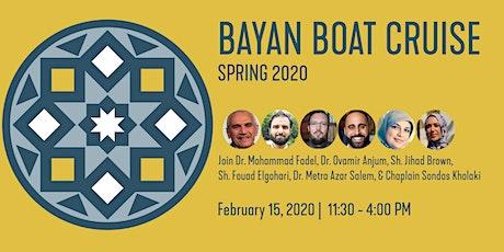 Bayan Boat Cruise 2020 tickets