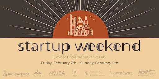 East Lansing Startup Weekend